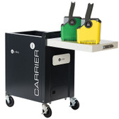 PC Locs Carrier 20 Cart for Chromebooks, Macbooks, Tablets, iPads