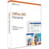 MS Office 365 Personal 1 Year Subscription (1 User)