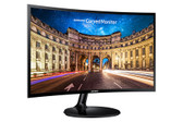"Samsung 27"" F390 (16:9) Curved LED Display 1920x1080 VESA, VGA/HDMI (Everyday Curved Series)"