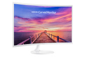 "Samsung 31.5"" F390 (16:9) Curved LED Display 1920x1080 VESA, DP/HDMI (Everyday Curved Series)"