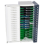 New - PC Locs Putman 16 Bay Charging Station