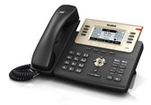 "Yealink T27G 6 Line VoIP Phone, 3.66"" 240x120 resolution LCD"