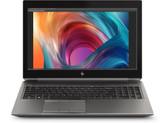 "HP ZBook 15 G6 i7-9850H, 16GB, 512GB+1TB HDD, T1000 4GB, 15.6"" FHD, WWAN, Win10Pro, 3Yr"
