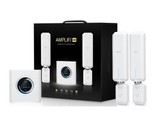 AmpliFi HD WiFi System by Ubiquiti Labs, Seamless Whole Home Wireless Internet Coverage, HD WiFi Router, 2 Mesh Points, 4 Gigabit Ethernet, 1 WAN Port