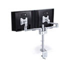 Dual Monitor Arm - Desk Clamp