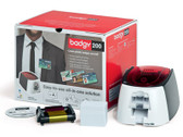 Badgy 200 Plastic ID Card Printer