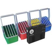PC Locs IQ Sync & Charge Bundle (includes IQ16 Sync Charge Box & 4 Baskets)