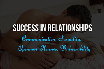 Pheromones relationship