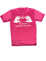 Shutout Breast Cancer T-shirt