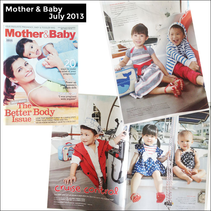 Mother & Baby Feature on PriviKids