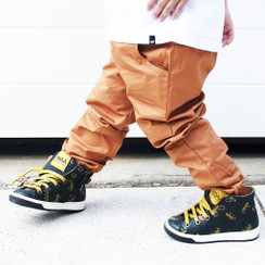 LXK Baggy Chino Joggers
