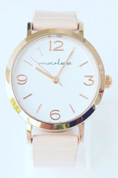 Marlee Watch Blush