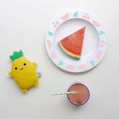Fruit Friends Plate Colour