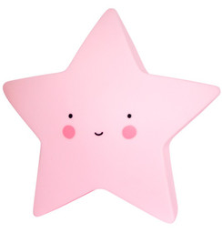 Mini Star Light Pink