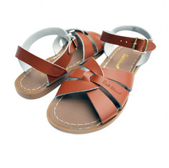 Saltwater Sandals Original Tan (Kid)