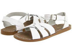 Saltwater Sandals Original White (Kid)