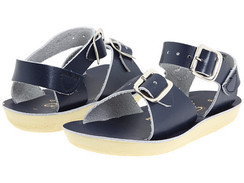 Saltwater Sandals Surfer Navy (Kid)