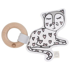 Kippins Kitty KIplet Rattle