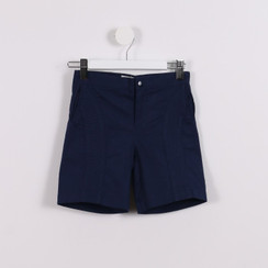 Panelled Shorts Navy