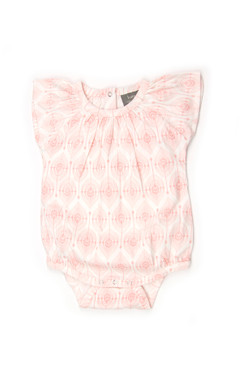 Kate Quinn Feather Bell Sleeve Bodysuit
