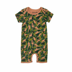 HannaBe Onesie Shortie Dinofludge