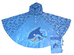Bugzz Shark Raincoat
