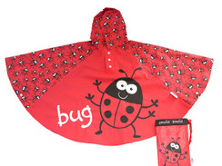 Bugzz Lady Bird  Raincoat