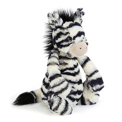 Bashful Zebra Medium