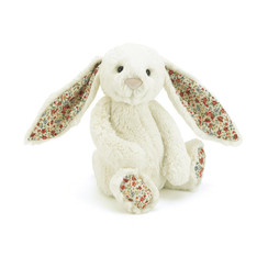 Blossom Bashful Cream Bunny Medium