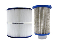 Master Spa - OLDSTYLESET - Old Style Filter Set X268320 - PMA30-2002-R and X268057- PMA-EP3 - Side View