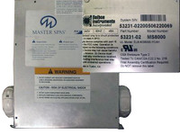 Master Spa - X300020 - Balboa Equipment MS8000 System Control Pack