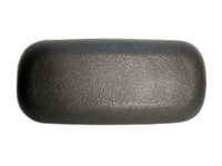 Master Spa - X540720 - Spa Pillow - Generic Charcoal Grey Flat Pillow Starting in 2009 - Front View
