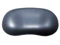 Master Spa - X540755 - Spa Pillow - Down East Charcoal Grey Lounge Pillow Starting in 2010 - Front View