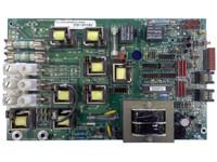 Master Spa - X801040 - Balboa Equipment MAS460 PC Board - Front View