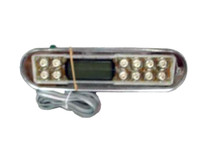 Master Spa - X310840 - Topside Control Panel