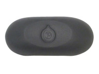 Master Spa - X540764 - Flex Charcoal Pillow for 2015 Twilight Series - Front View