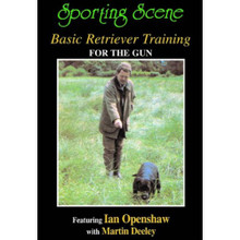 Basic Retriever Training DVD by Ian Openshaw