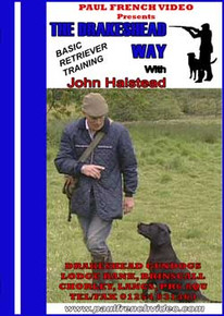 Basic Retriever Training DVD: Drakeshead Way