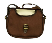 Cartridge Bag, Brown Canvas, Fast Loader