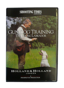 Gundog Training: The Young Labrador by Stan Harvey