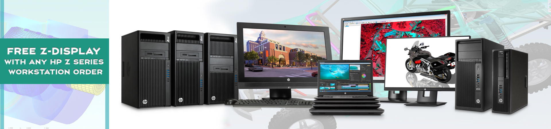 HP  Zworkstations