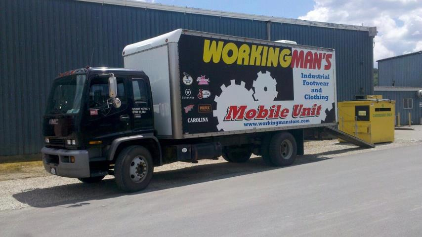 WorkGear.com Mobile Unit