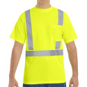 Red Kap SYK6HV High Viz T-Shirt