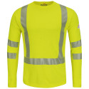 Bulwark SMK2 Hi-Visibility Flame-Resistant Long Sleeve - HRC 2