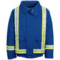 Bulwark JNJT FR Lined Bomber Jacket with Reflective Trim - HRC 2