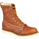 "Thorogood 814-4008 American Heritage 8"" Plain Toe, Non Safety Toe"