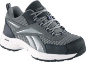 Reebok RB4805 Grey/Navy Cross Trainer, Steel Toe
