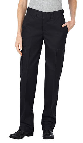 bc8e5a0db53 Dickies FP2377 Women s Industrial Flex Comfort Waist EMT Pant. Your Price    39.98 (You save  9.00). Black. Larger   More Photos