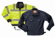 Liberty 524 Reversible Police Windbreaker