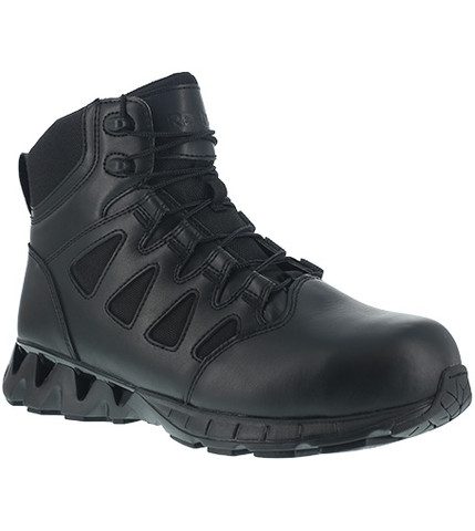 Reebok RB8631 Men's Zigkick Tactical Side-Zip Composite Toe Boot